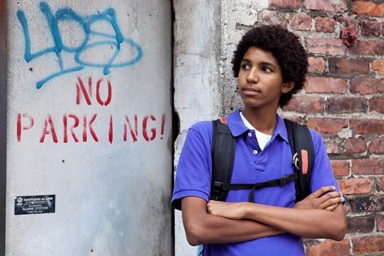 Photo of adolescent boy
