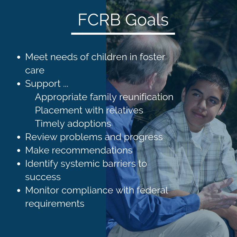 FCRB goals graphic